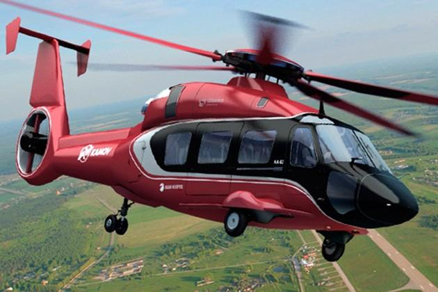 Вертолет Ка-62 совершил первый полёт