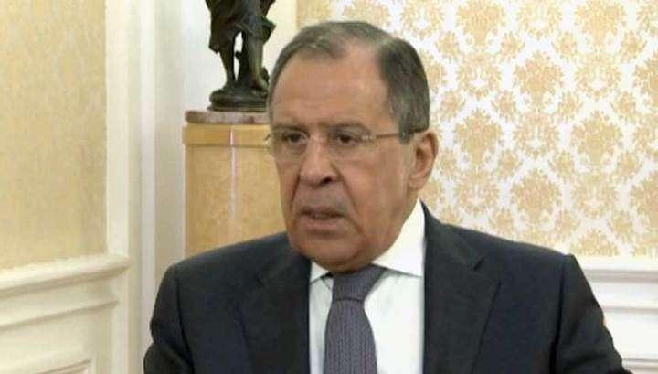 Сергей Лавров: американская коалиция действует в Сирии незаконно