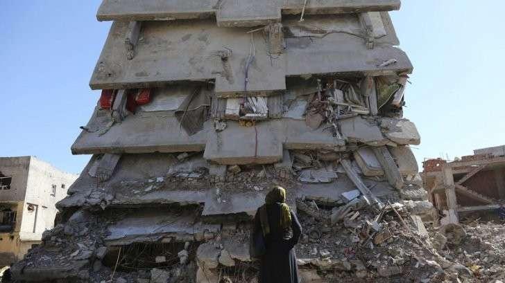 Это не война против терроризма. Это война против курдов