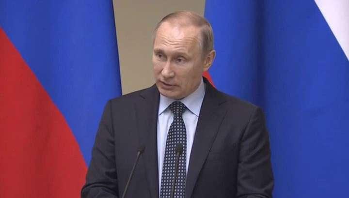 Владимир Путин призвал к честной конкуренции на выборах