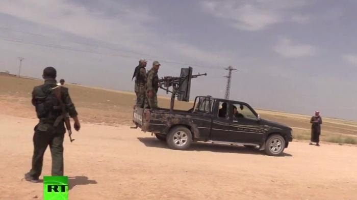 Курды продолжают наступление на ИГ в сирийской провинции Ракка