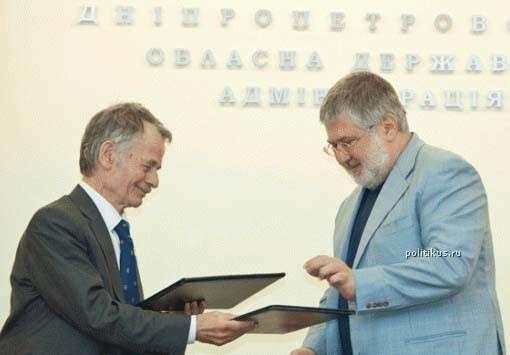 Хунта готовит реванш в Крыму: Джемилев и Коломойский подписали совместное  соглашение
