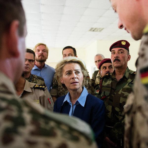 Немецкие политики: мы забыли историю, раз отправляем солдат на границу с Россией