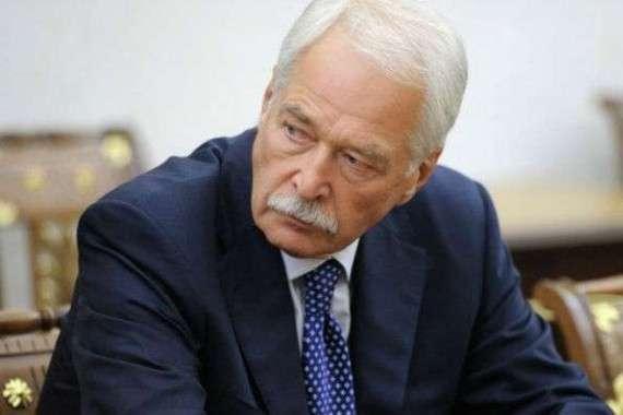 Россия потребовала от Украины прекратить «АТО» и блокаду Донбасса