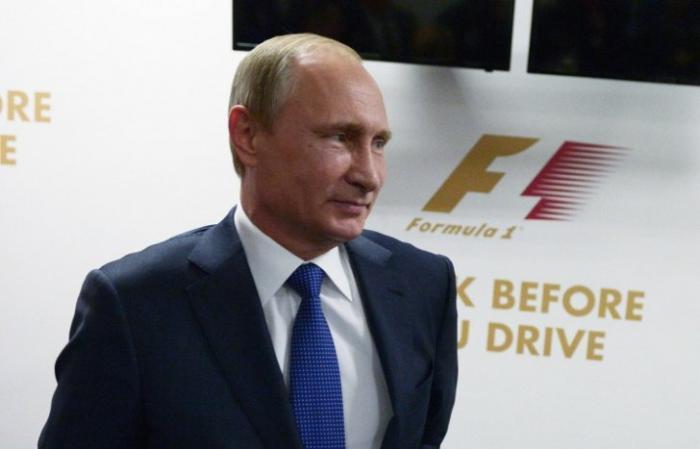 Владимир Путин посетит Гран-при России «Формулы-1» в Сочи