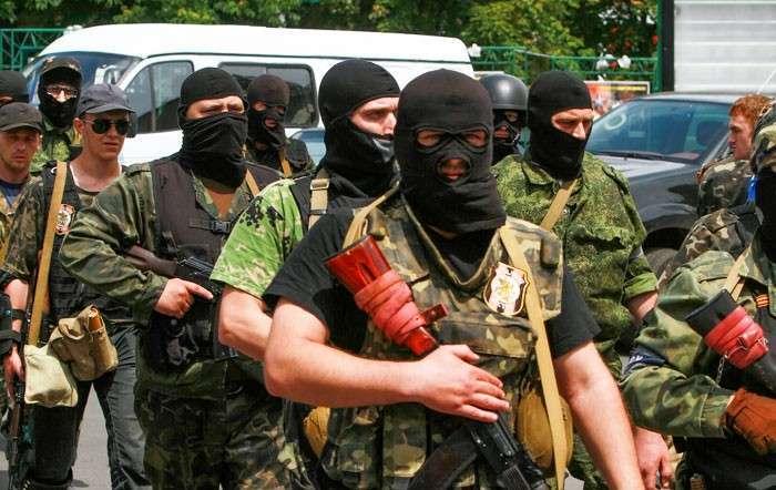 Движение войскового сопротивления. Отряды ополченцев Новороссии станут полноценной армией