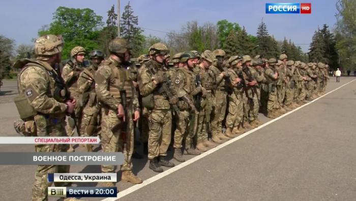 Факельные шествия и призывы к насилию: Одесса живёт, как под фашистской оккупацией