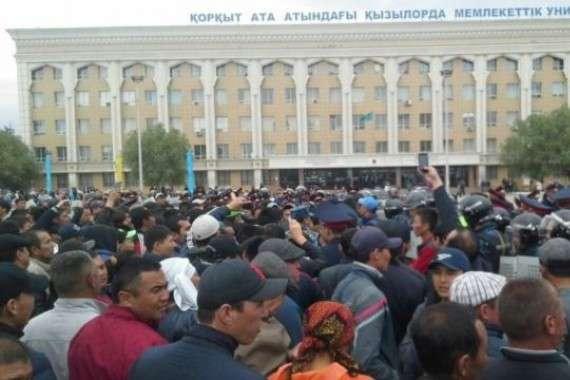 Нурсултан Назарбаев предостерёг сограждан от украинского сценария гражданской войны