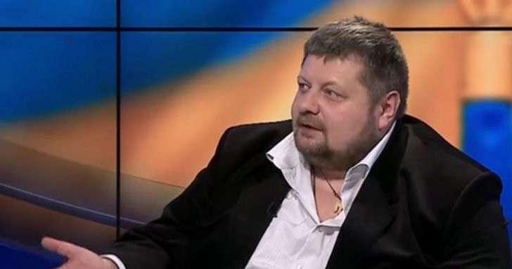 Тупой жирный кабан Игорь Мосийчук назвал трагедию в Одессе национальным праздником