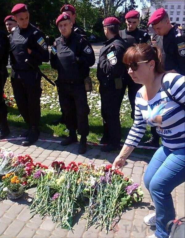 Одесса знает: Парубий - убийца