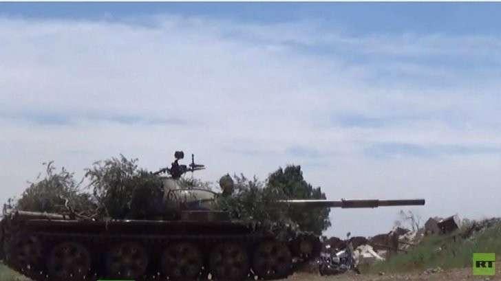 Сирийская оппозиция отказалась соблюдать «режим тишины»