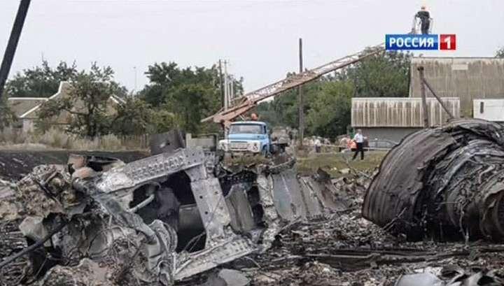 Журналисты BBC попытались выяснить, кто сбил «Боинг» под Донецком
