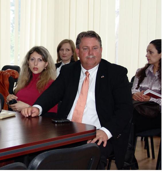 Активизация США на Урале: визиты дипломатов США в Екатеринбург