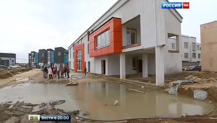 За махинации при строительстве многоквартирного жилья ввели уголовную ответственность