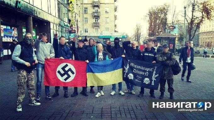 Нацистов на Украине не так много, и они сильны лишь под крышей власти
