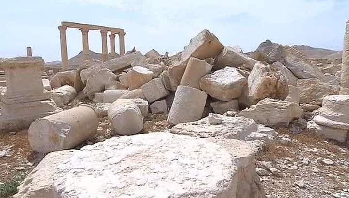 Разрушенная исламистами «Невеста пустыни» залечивает раны