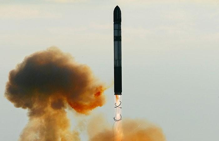 Россия испытала гиперзвуковые боеголовки для «Сармата»