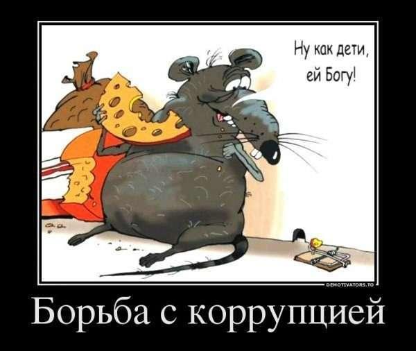 Украина. Борьба с коррупцией