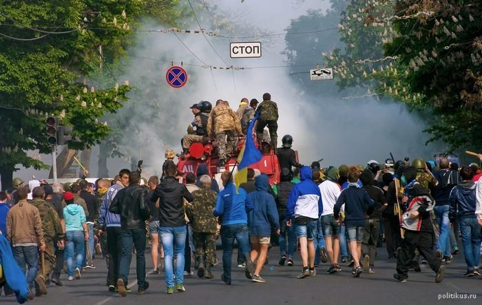 Спецслужбы Киевской хунты отказались сотрудничать с миссией ООН при расследовании «Одесской Хатыни» 2 мая