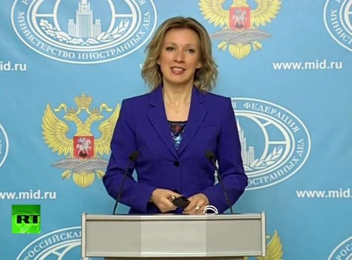 Мария Захарова: брифинг для прессы 06.05.2016