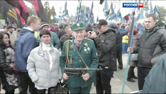 Укро-Хунта отмечает День памяти и примирения, прославляя УПА