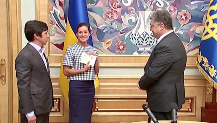 Мария Гайдар со скандалом уходит из замов Саакашвили