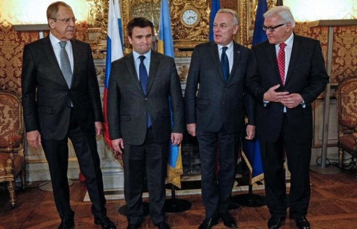 Главы МИД «нормандской четверки» обсудят в Берлине проведение выборов в Донбассе