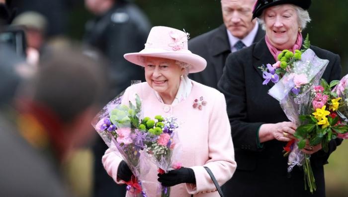 Английская королева обвинила китайскую делегацию в экстраординарной грубости