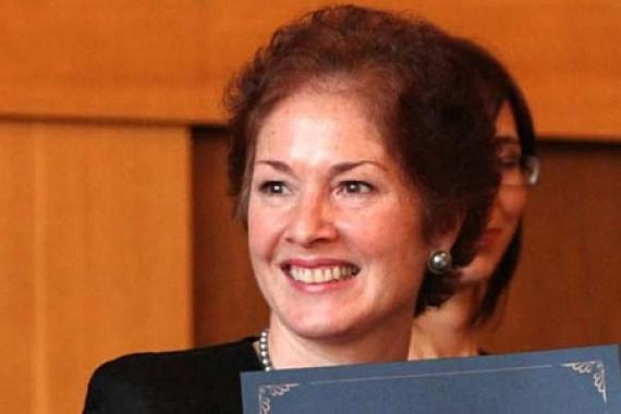 Мари Йованович - не женщина, а самка пиндоса. На Украине ждут новую послицу США