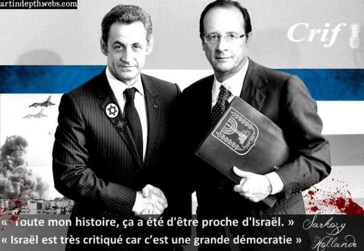 франция, сионизм, саркози, олланд