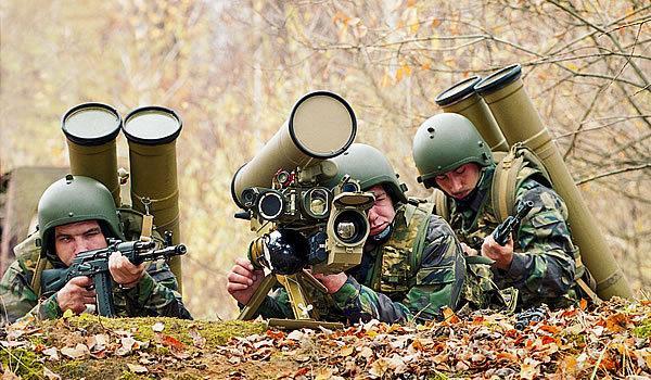 Накануне Дня Победы на вооружение РФ приняли новый ПТРК «Метис-М1»