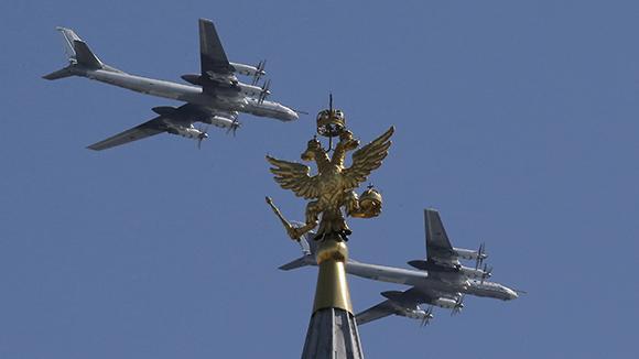 Стратегические «Медведи» получили новейшие крылатые ракеты