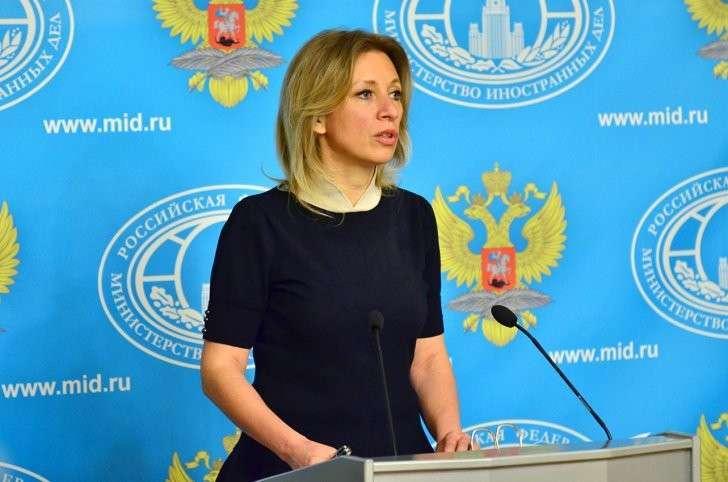 Брифинг официального представителя МИД России М.В. Захаровой, Москва, 12 мая 2016 года