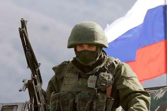 Если бы в Донбассе были российские войска, руководство Украины давно было бы повешено