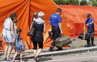 Запад и ООН предпочитают не замечать гуманитарную катастрофу на Украине