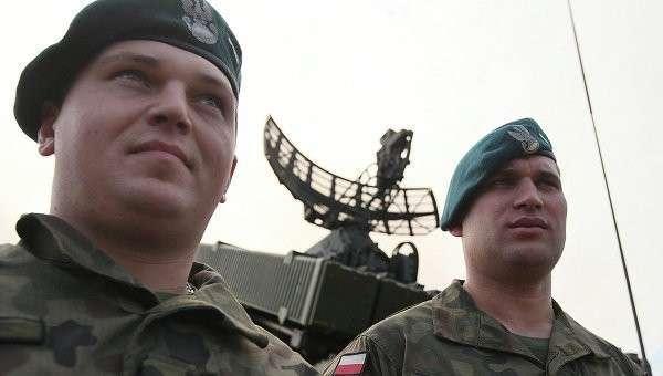 Польские военные. Архивное фото