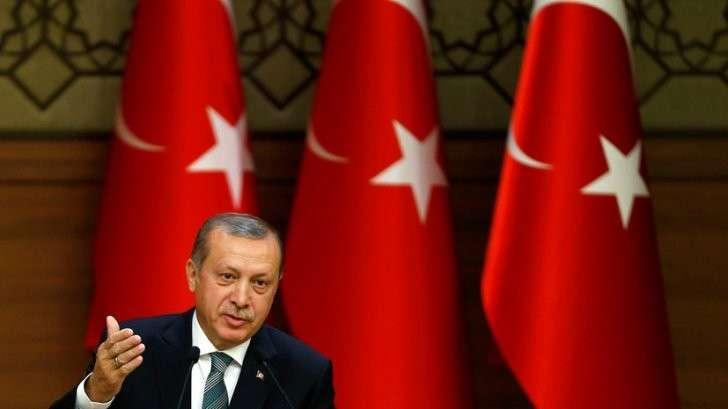 Эрдоган назвал «самообороной» планы по вторжению в Сирию