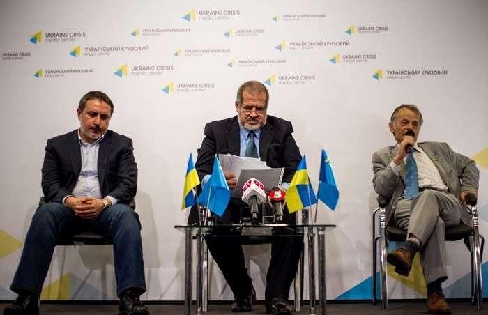 Европарламент поддерживает крымско-татарских экстремистов