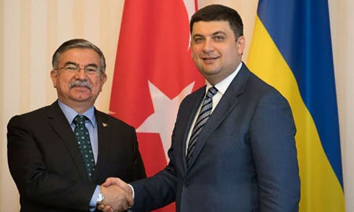 Гройсман подтвердил продажу Крыма Турции