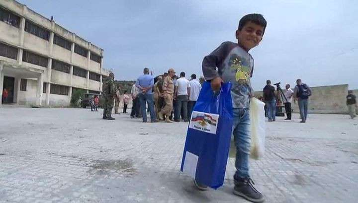 Сирийские беженцы в Латакии: трудно, но безопасно