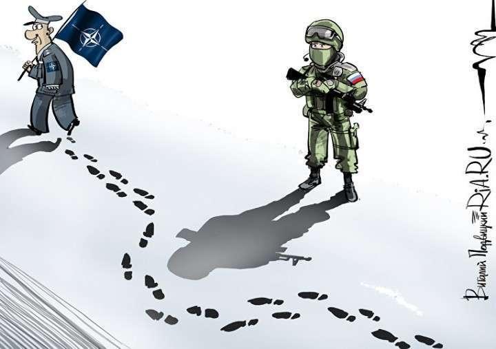 НАТО не будет воевать из-за Украины