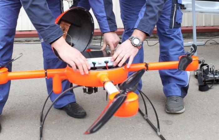 Система спасения для дронов стала одной из лучших на конкурсе разработок в Томске