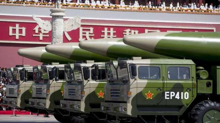 Западные СМИ переключились на «китайскую угрозу»