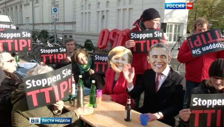 Киселёв посоветовал Меркель сделать политическое харакири