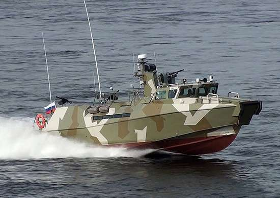 Минобороны заказало патрульные катера «Раптор» и рейдовые буксиры спецназначения