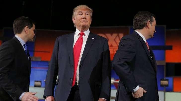 республиканцы переходят от критики к поддержке Трампа