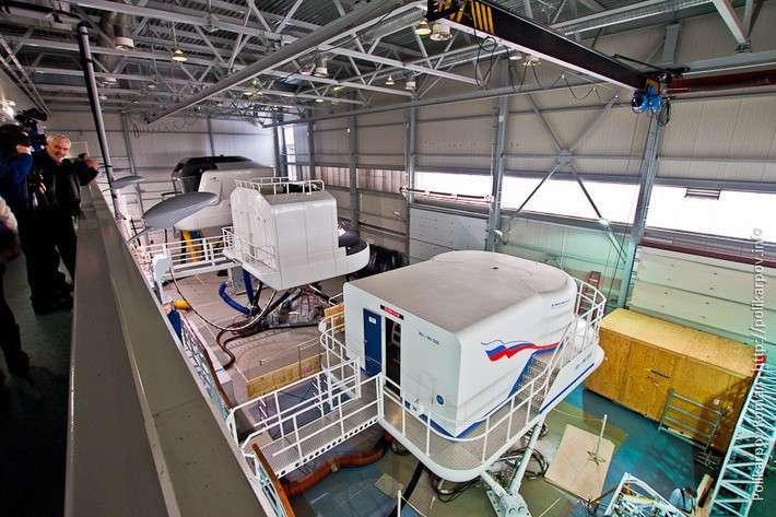 ДПАП Аэрофлота 2014 год 1ый зал - А320, МС-21-300 и Ил-96-300