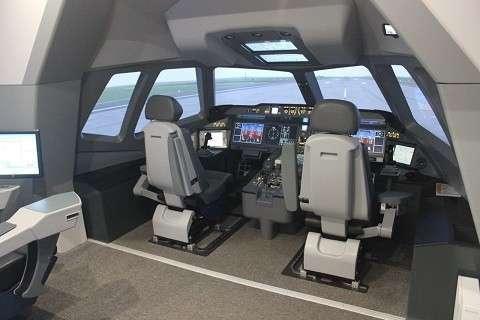 Современные тренажёры — реализм и безопасность полётов