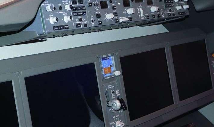 Кабина КТС МС-21-300
