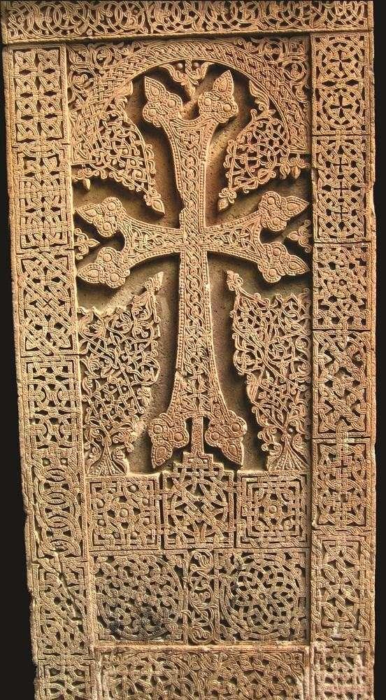 Какими были кресты до принятия христианства